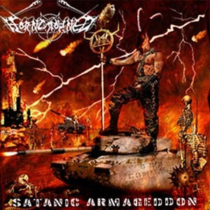 Horncrowned – Satanic Armageddon