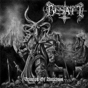 Besatt - Triumph of Antichrist
